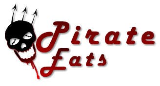 "#6 for Design a Logo for ""Pirate"" themed food blog. Argggh! by weaarthebest"