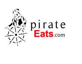"nº 18 pour Design a Logo for ""Pirate"" themed food blog. Argggh! par dmitrigor1"