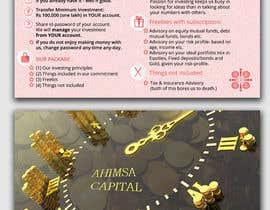 Nro 13 kilpailuun Design a Brochure -- 2 käyttäjältä ksaurav75