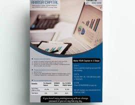 Nro 10 kilpailuun Design a Brochure -- 2 käyttäjältä sahnisunil03