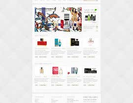 nº 20 pour Fresh and Edgy design for Perfume shop par vanessaanjos