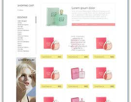 nº 46 pour Fresh and Edgy design for Perfume shop par AndyBag