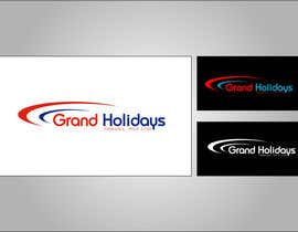 #17 untuk Design a Logo for travel company 'Grand Holidays Travel Pvt. Ltd.' oleh Remon1199