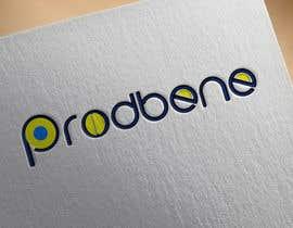 Nro 33 kilpailuun I need a logo designed for prodbene  -- 1 käyttäjältä huseynzadexeyal
