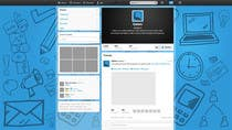 Proposition n° 2 du concours Graphic Design pour Design a Twitter background for