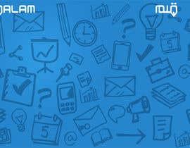 #7 cho Design a Twitter background for bởi annahavana