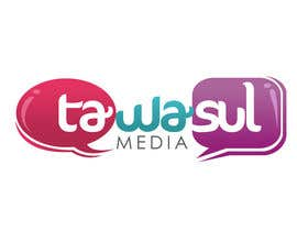 #246 for Logo Design for Tawasul Media af Grupof5