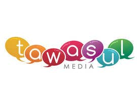 #268 for Logo Design for Tawasul Media af Grupof5