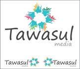 Graphic Design Kilpailutyö #31 kilpailuun Logo Design for Tawasul Media
