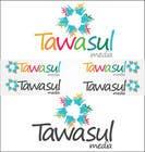 Graphic Design Kilpailutyö #91 kilpailuun Logo Design for Tawasul Media