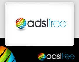 #120 for Realizzare un Logo per Adsl Free by pinky