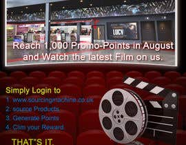 Nro 4 kilpailuun Design a Flyer- Watch the latest film on us email flyer design käyttäjältä mdmirazbd2015