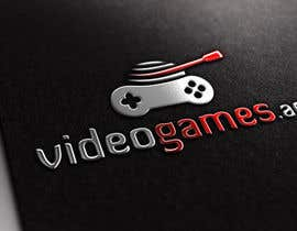 #255 for Design a Logo for videogames.ae by Creatiworker