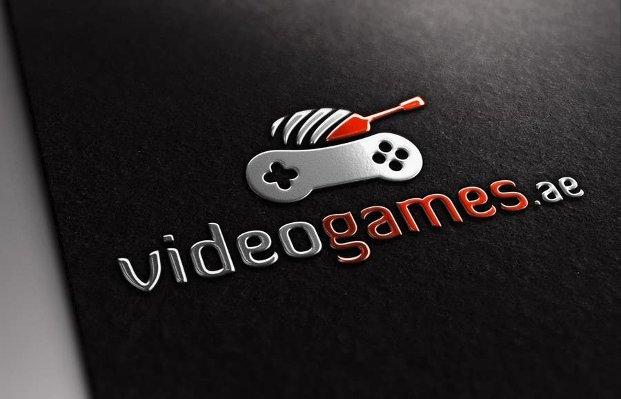 #293 for Design a Logo for videogames.ae by Creatiworker