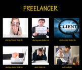 Graphic Design Contest Entry #147 for Graphic Design for What a Freelancer does!