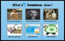Graphic Design Inscrição do Concurso Nº97 para Graphic Design for What a Freelancer does!