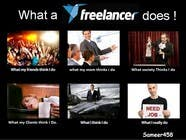 Graphic Design Contest Entry #151 for Graphic Design for What a Freelancer does!
