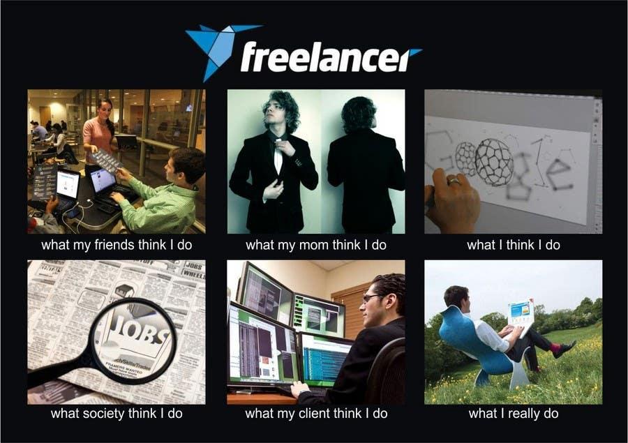 Bài tham dự cuộc thi #108 cho Graphic Design for What a Freelancer does!