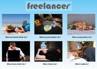 Graphic Design Contest Entry #112 for Graphic Design for What a Freelancer does!