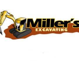 lozanojade10 tarafından Logo Design for an Excavator company için no 16