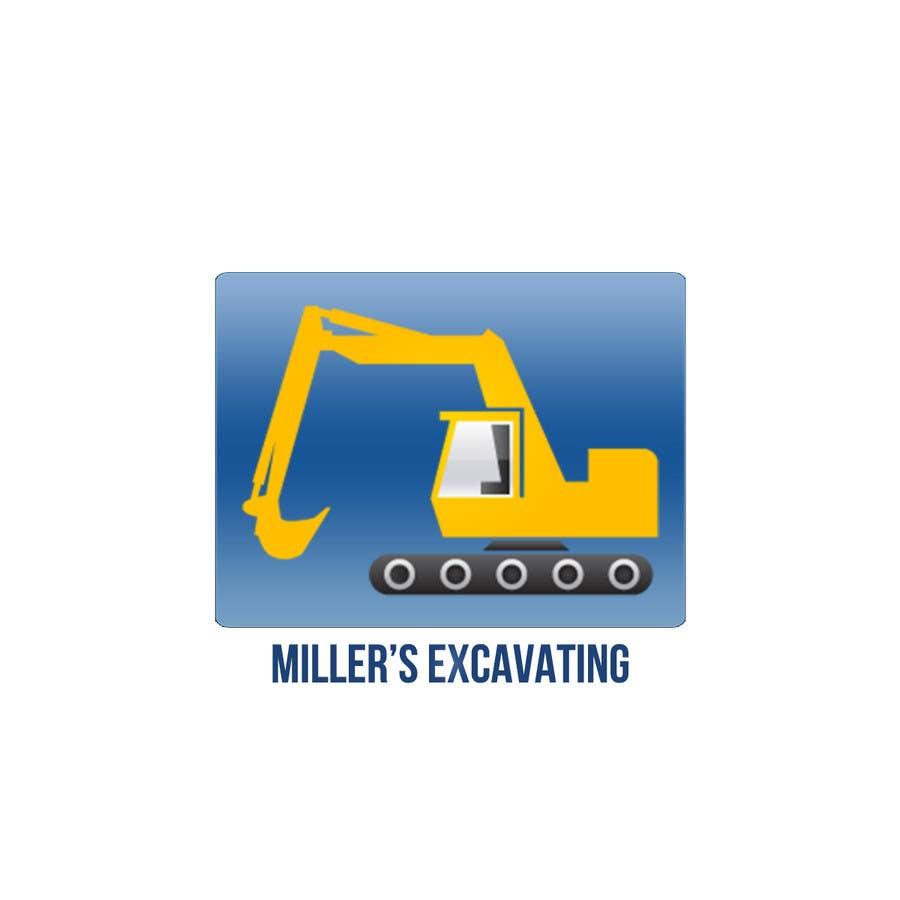 Konkurrenceindlæg #3 for Logo Design for an Excavator company