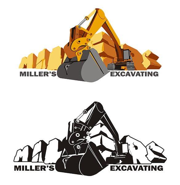 Konkurrenceindlæg #51 for Logo Design for an Excavator company