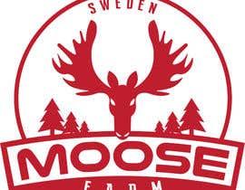 Niko26 tarafından Design a Logo for a Moose Farm için no 17