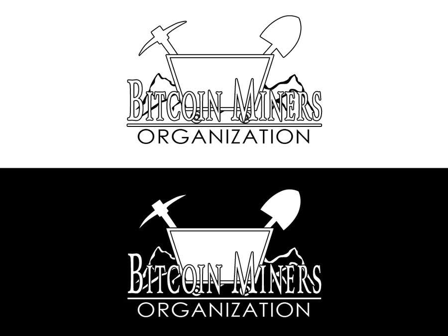 #23 for Logo and banner for Bitcoin Miners Organization by atomixvw