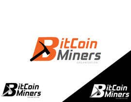 #15 for Logo and banner for Bitcoin Miners Organization af manishb1
