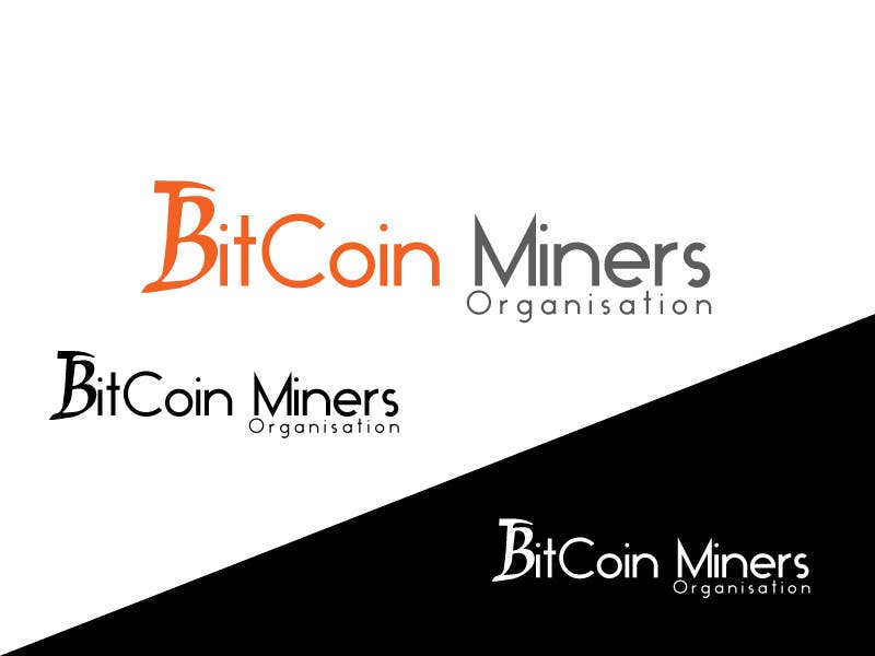 #19 for Logo and banner for Bitcoin Miners Organization by manishb1