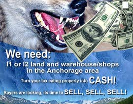 #5 for Wanted flyer for commercial property by Spector01