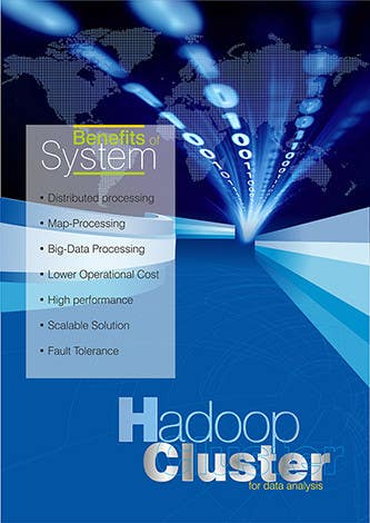 #7 for I need a poster design for the following topic Implimentation of Hadoop Cluster for data analysis by graphics15