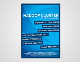 #9 for I need a poster design for the following topic Implimentation of Hadoop Cluster for data analysis by pixelke