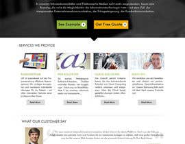 #7 cho Design a Website Mockup for IT Company bởi suryabeniwal