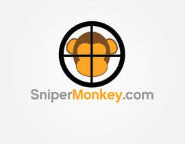 #34 for Design a Logo for SniperMonkey.com  . NEED URGENTLY af kieranjcrozier