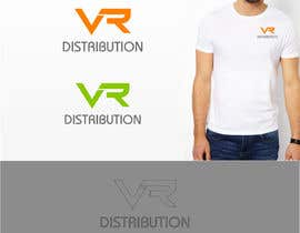 #69 cho Design a Logo for VR Distribution bởi mamunfaruk