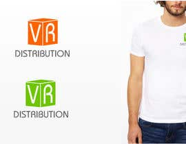 #70 cho Design a Logo for VR Distribution bởi mamunfaruk