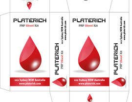 #34 for Create Print and Packaging Designs for box packaging for Platerich af thinkingartt