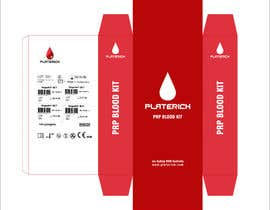 #8 para Create Print and Packaging Designs for box packaging for Platerich por pixelrover