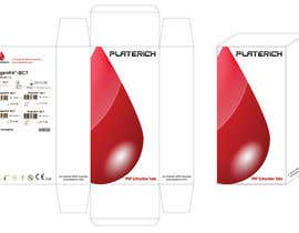 #18 para Create Print and Packaging Designs for box packaging for Platerich por kraphic