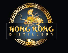 #476 for Logo Design for Hong Kong distillery af jinupeter