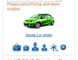 "#1 untuk Design a Website Mockup for Car Rental ""MOBILE ONLY"" oleh thewolfmenrock"