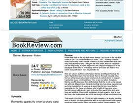 #29 cho Design a Website Mockup for BookReview.com bởi AprilRankin