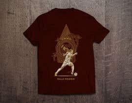 Nro 247 kilpailuun Design a T-Shirt käyttäjältä Amalbasti
