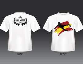 Nro 38 kilpailuun Design a T-Shirt käyttäjältä ubytai