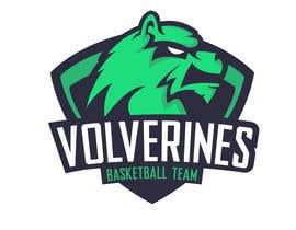 Nro 48 kilpailuun Design a logo for the Wolverines childrens basketball team käyttäjältä ShuOouma