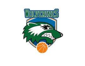 Nro 60 kilpailuun Design a logo for the Wolverines childrens basketball team käyttäjältä prasetyo76