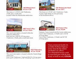 nº 5 pour Homes available for sale in Bethel Alaska par barinix