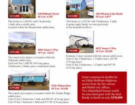 nº 6 pour Homes available for sale in Bethel Alaska par barinix