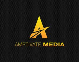 nº 169 pour Design a Logo for Amptivate Media par Genshanks